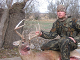 Whitetail Deer Hunting Southern Kansas.
