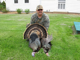 Rio Grande Turkey Hunting Southern Kansas.