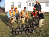 Successful Pheasant Hunt