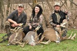 Ohio Family Deer Hunting Trip, Premier Whitetail Deer Retreat.