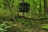 Comfortable Deer Hunting Blinds, Ohio