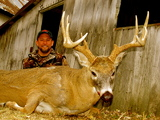 Xtreme Hunts Pike County Illinois, Jason Grooms