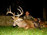 Pike County Trophy Deer Hunts Bow Hunting