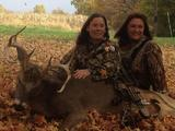 Illinois Pike County Deer Hunts.