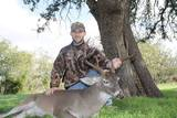 Texas Deer Hunts, Whitetail Deer Hunting at Flying 5 B Ranch.