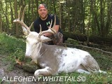 Allegheny Trophy Whitetails, Hunting PA