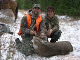 Montana Whitetail Hunts