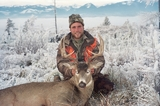 Montana Whitetail Deer Hunting