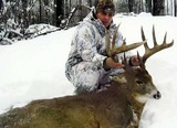 Hawkrock Wilderness Adventures , Saskatchewan Deer Hunting Outfitters and Hunting Lodge.