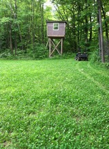 Deer Hunting Stand.