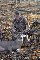 Whitetail Hunting in Ohio The Rock Hunting Outfitters.