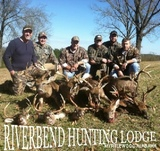 Hunting Deer Alabama Riverbend Hunting Lodge.