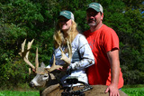 Genesis Whitetails, Husband & Wife Hunts