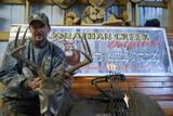 Johnathan Creek Outfitters, Kentucky Bow Hunting Whitetail Deer.
