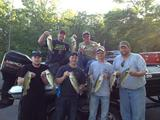 Johnathan Creek Outfitters, Kentucky Fishing with the Boys.