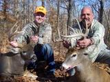 Silver Creek Outfitters, Whitetail Deer Hunting Western Kentucky.