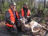 Deer Hunting Canada Fontbrune Expeditions Quebec.