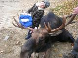 FONTBRUNE EXPEDITION, Quebec Moose Hunting Outfitters and Hunting Lodge.