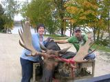 FONTBRUNE EXPEDITION, Moose Hunting Quebec Canada Fontbrune Expeditions.