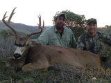 Fisher Outfitters, Trophy Columbia Whitetail Deer Hunting Oregon.