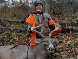 Brody Roberts  youth hunt 2016