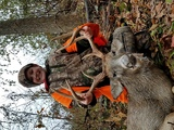 Youth hunt Brody Roberts