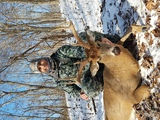 Pacconis Trophy Whitetails of Ohio, Ray Ray muzzleloader buck