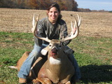 Indiana Trophy Deer Hunting Guides.