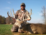 Trophy Deer Hunting Outfitters TC Outdoors.