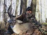 Whitetail Deer Outfitters Indiana.