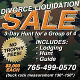Divorce Liquidation Sale