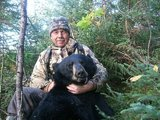 Bear Hunting in Newfoundland Canada