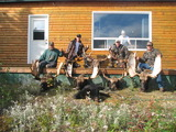 Moose Hunts Island Safaris Newfoundland Canada.