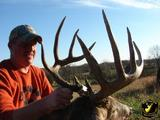 Illinois Whitetail deer hunting