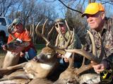 Illinois Ohio Valley Trophy Hunts, Whitetail Deer Hunting