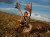 Caribou Hunting 2014 British Columbia