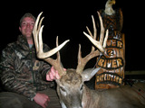 River To River Outfitters, Illinois Deer Hunting Trip.