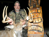 River To River Outfitters, Illinois Deer Hunts.