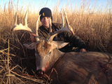 Deer Hunting Kansas Bucks.