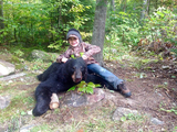 Bear Hunting in Maine.