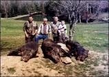 Standing Rock Hunting Preserve, Wild Boar Hunting.