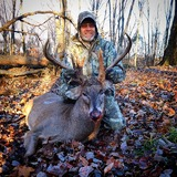 Wild Outdoor Whitetails Hunting Ranch, Ricks buck