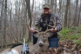 Wild Outdoor Whitetails Hunting Ranch, dropped this buck in his tracks
