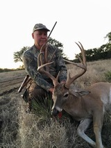 "West Kerr Ranch, 160"" Class Whitetail Buck"
