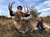 West Kerr Ranch, Nice Management Buck
