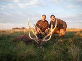 Caza y Safaris, Axis Deer Hunts in Argentina.