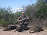 Caza y Safaris, Feral Boar Hunts Argentina.