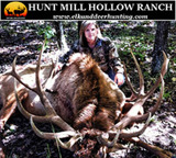 Hunt Mill Hollow Ranch, Elk Hunting and Guided Elk Hunts in OK