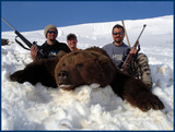 Bear Hunting Guides