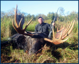 Donovans Guide Service, Moose Hunting